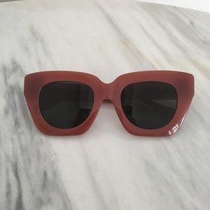 Sonix Sunglasses- Tokyo Dream Red